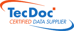TecDoc Certified Data Supplier